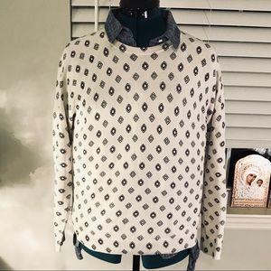 EUC Ann Taylor Loft Sweatshirt